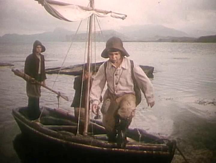 Таинственная находка  1953  ру  dvdrip  кинозалтв